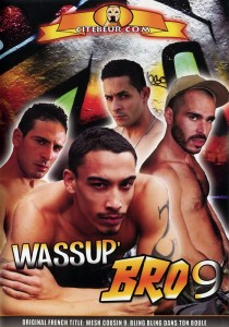 Wassup Bro 9 DVD (NC)