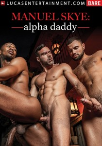 Manuel Skye: Alpha Daddy DVD (S)