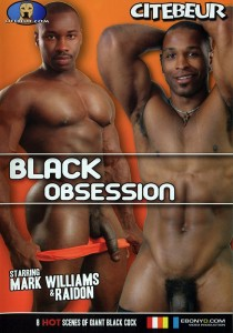 Black Obsession DVD