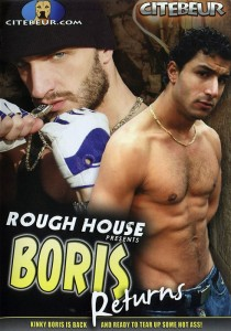 Boris Returns DVD (S)