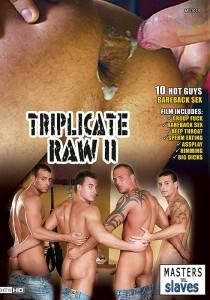 Triplicate Raw II DVD (NC)