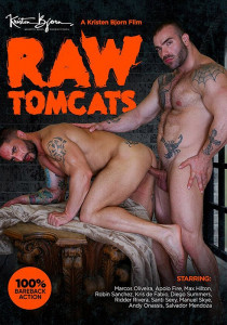 Raw Tomcats DVD (S)