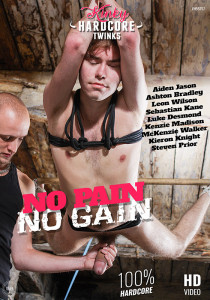 No Pain No Gain DVDR (NC)