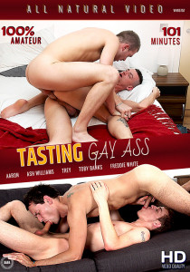 Tasting Gay Ass DVD