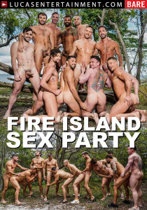 Fire Island Sex Party DVD (S)