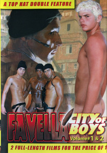 Favella: City of Boys 1 & 2 DVD