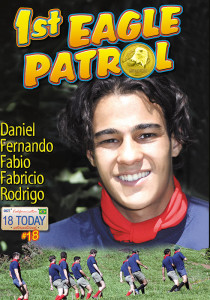 1st Eagle Patrol DVD