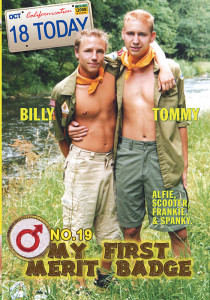 My First Merit Badge DVD