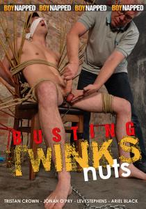 Busting Twink Nuts DVD