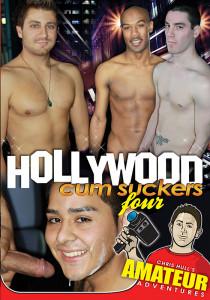 Hollywood Cum Suckers 4 DVD (NC)