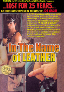 In The Name of Leather DVD (NC)