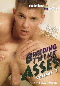 Breeding Twink Asses 3 DVD