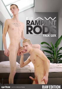 Raw Rampant Rods DVD
