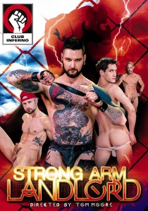 Strong Arm Landlord DVD (S)