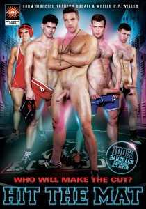 Hit The Mat DVD (S)