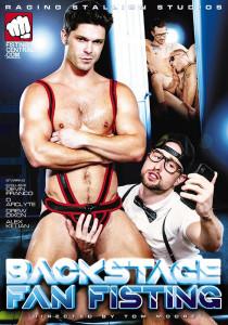 Backstage Fan Fisting DVD