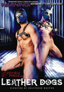 Leather Dogs DVD (S)