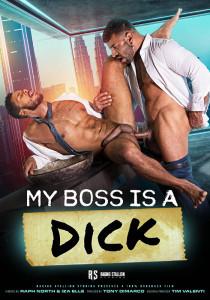 My Boss is a Dick DVD (S)