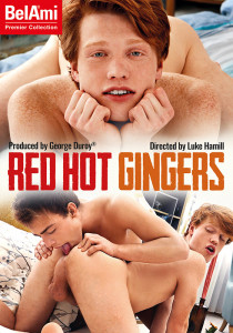 Red Hot Gingers DVD