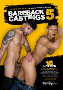 Bareback Castings 5 DVD (S)