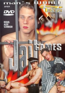 Jail Games DVD (NC)