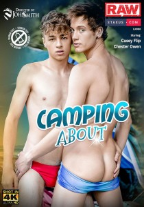 Camping About DVD