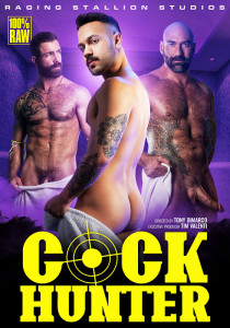 Cock Hunter DVD (S)