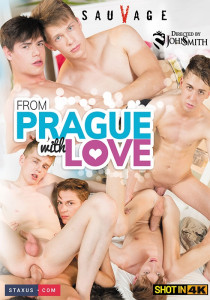 From Prague With Love DVDR
