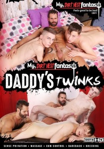 Daddy's Twinks DVD