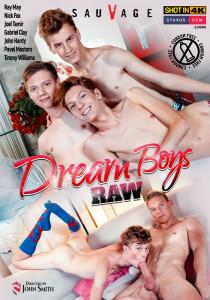 Dream Boys Raw DVD