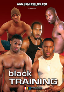 Black Training DVDR (NC)