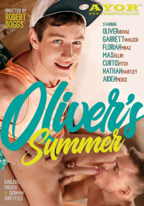 Oliver's Summer DVD