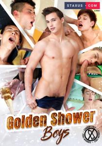 Golden Shower Boys DVD (NC)