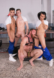Stretched Out! Scene 1 DOWNLOAD