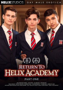 Return to Helix Academy   Part One DVD