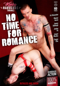 No Time For Romance DVD