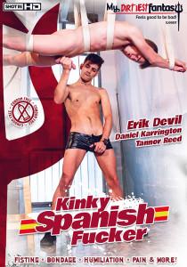 Kinky Spanish Fucker DVDR (NC)