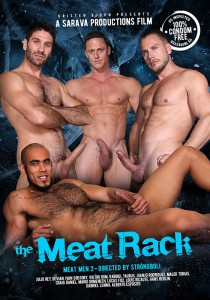 The Meat Rack DVD (S)