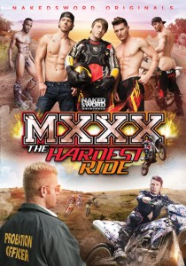 MXXX: The Hardest Ride DVD (S)