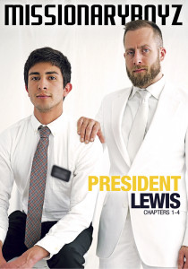 President Lewis: Chapters 1-4 DVD