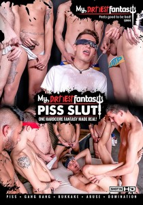 Piss Slut! DVDR