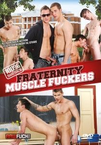 Fraternity Muscle Fuckers DVD
