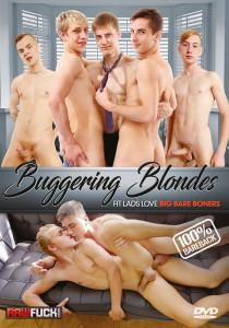 Buggering Blondes DVD