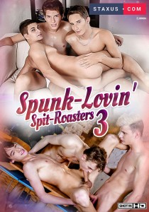 Spunk-Lovin' Spit-Roasters 3 DOWNLOAD