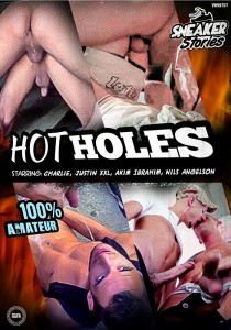 Hot Holes DVD